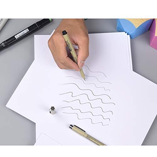 YX Shop A4 (100 Blatt) A3 (50 Blätter) A2 A2 A2 (50 Blätter) A1 (10 Blatt) A0 (10 Blatt) Zeichenpapier Bauzeichnung Zeichenmarkierung Spezialpapier Farbstift Papier 180g  (größe   A1) B07GRR714K  | Feine Verarbeitung  1e37ef