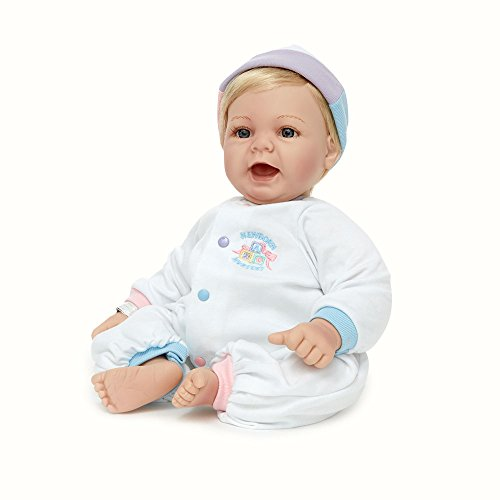 Madame Alexander Blue Eyes/Blonde Hair Baby Doll, Multicolor