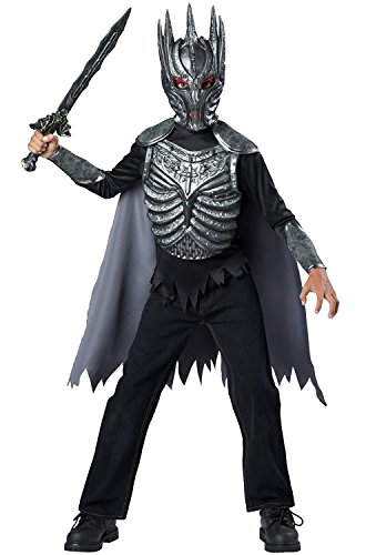 Demon Costumes For Kids (InCharacter Demon Knight Child Costume-Large)