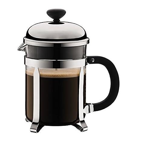 Amazon.com: Bodum Chambord - Cafetera francesa (4 tazas, 0,5 ...