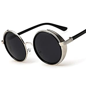 Arctic Star Retro Round Sunglasses