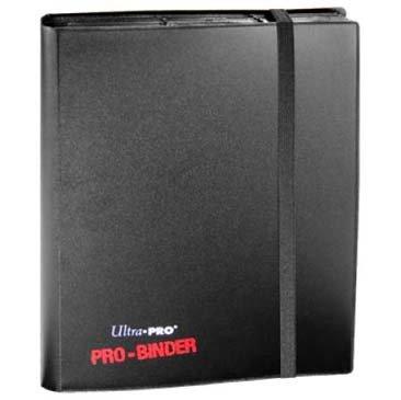 Ultra Pro 9-Pocket Black PRO-Binder