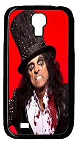 Alice Cooper PC Case Cover for Samsung Galaxy S4 I9500