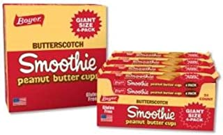 product image for Boyer Smoothie Cup Giant Chocolate Candy Bar, 3.2 Ounce - 24 per pack -- 6 packs per case.