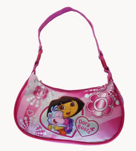 - Dora The Explorer Hobo Bag - Dora n Boots Mini Purse