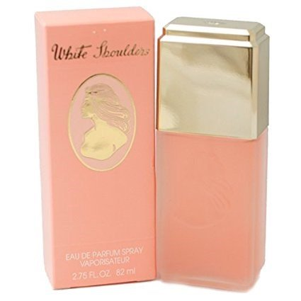 White Shoulders by Evyan for Women Eau De Parfum Spray, 2.75