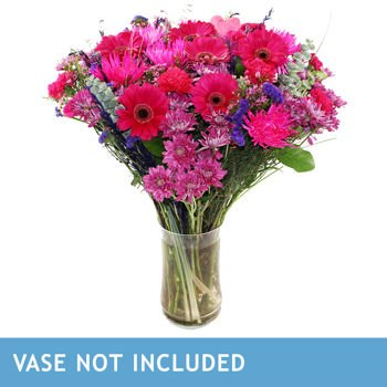 Purple Passion Bouquet (Vase Not Included) Pre-Order Only