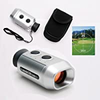 BW Digital 7x Golf Range Finder Scope Accurate Digital Rangefinder with Bag,Laser Rangefinders,Digital 7 x Golf Range Finder Golfscope Scope + Bag
