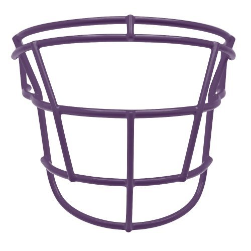 Schutt Sports DNA EGJOP Carbon Steel Varsity Football Faceguard Purple Small/Large [並行輸入品] B072Z713KG