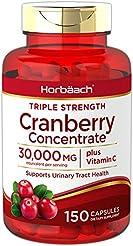 Horbaach Cranberry (30,000 mg) + Vitamin...