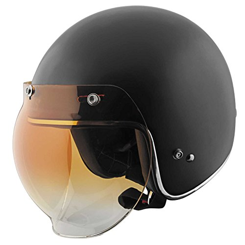 Speed & Strength Bubble Shield (AMBER GRADIENT)