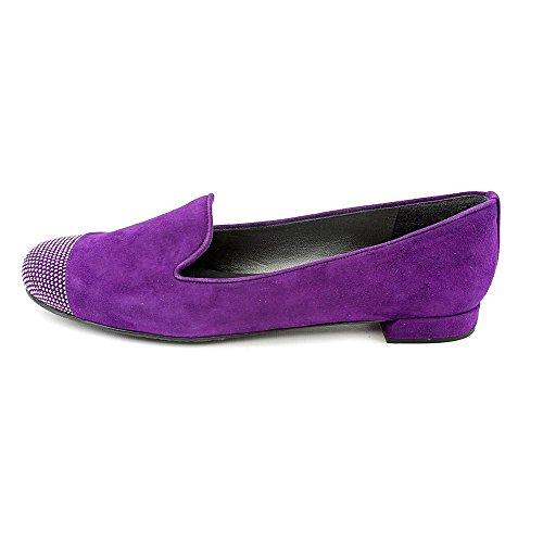 Stuart amp; M Weitzman 7 oxfords Lingo Size flats Womens Purple pIIrqwO
