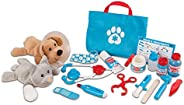 Melissa & Doug Examine & Treat Pet Vet Play Set - The Original (24 Pieces, Great Gift for Girls and Bo