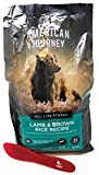 American Journey Dry Dog Food, 4lbs (Lamb and Brown Rice) and...
