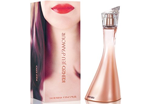 Kenzo Jeu D'Amour Eau De Perfume Spray for Women, 1.7 Ounce ()