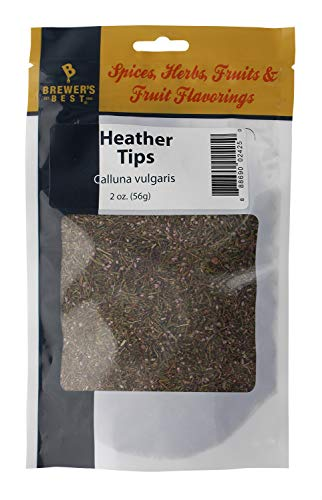 (Brewer's Best Brewing Herb's and Spices - Heather Tips)
