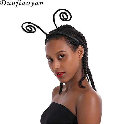 Tentacle hair band makeup Christmas Halloween birthday party accessories hair accessories, -