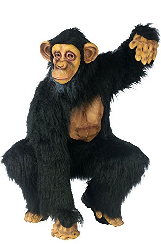 FunWorld Complete Chimpanzee Suit Costume
