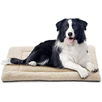 Amazon.com : JoicyCo Extra Large Dog Bed Crate Mat 47 in