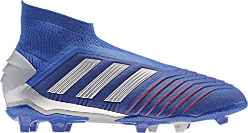 Azul Adidas football Bota Blue Metallic Bold Fg Blue Predator Fútbol Royal silver De 19 Plata Niño pxCpwOUqR