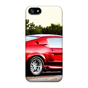 Whyme27 Rmg548eRmL Case For Iphone 5/5s With Nice 1967 Ford Mustang Shelby Cobra Gt500 Appearance