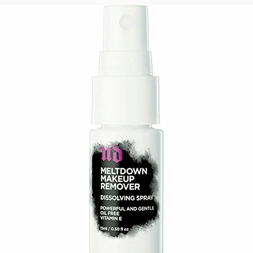 UD meltdown Makeup Remover Dissolving Spray Travel size 0.05 oz OIL FREE for sale