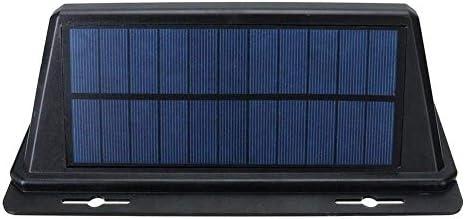 Garden Lighting 3 Modes 166 LED PIR Motion Sensor Solar Light Waterproof Flickering Emulation Flame Wall Lamp mei
