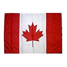 Canada flag large 4 x 6 feet