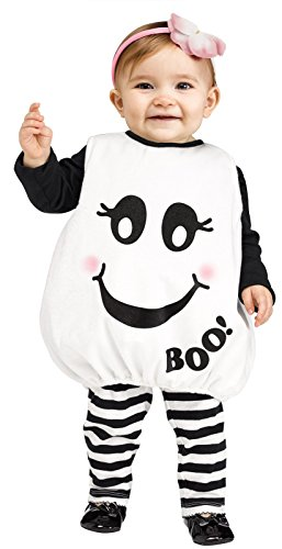 Baby Boo Ghost Infant Costume - Boo Halloween Costume