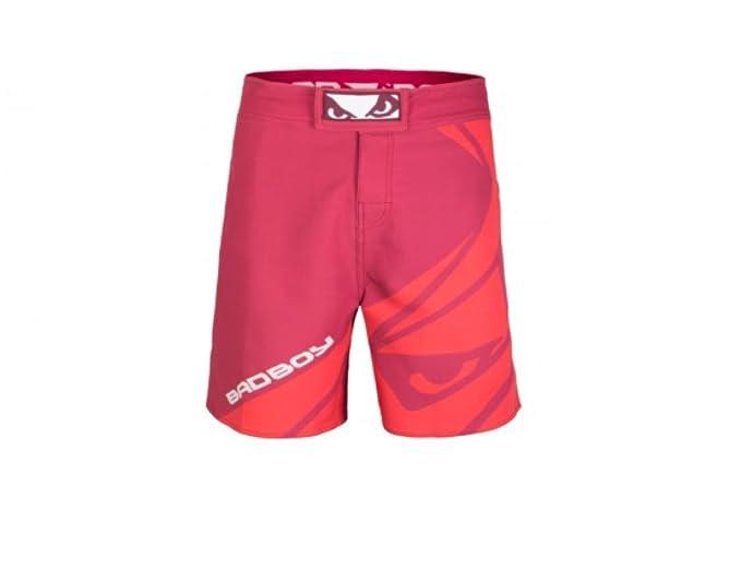 e2fd12a32 Amazon.com: Bad Boy Men's Velocity Fight Shorts: Clothing