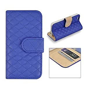 TL iPhone 5/iPhone 5S compatible Grid Pattern Full Body Cases