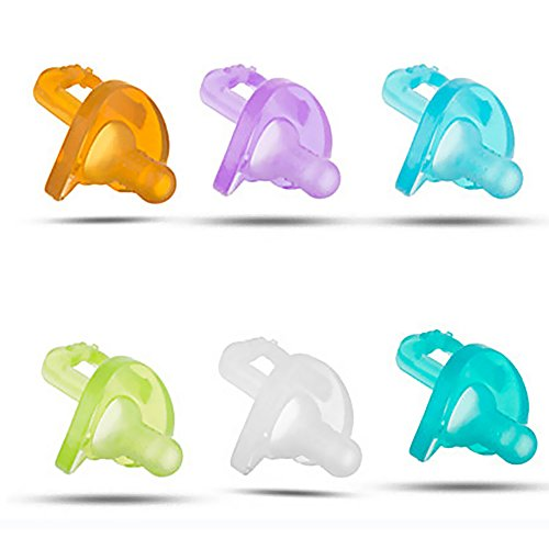 5-pcs-silicone-baby-pacifier-round-head-silicone-food-grade-pacifier-neonatal-pacifiers-teether-nipp