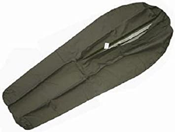 Biwaksack - Funda para saco de dormir, de goretex, de color verde: Amazon.es: Deportes y aire libre