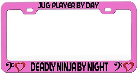 Amazon.com: Custom Brother - JUG PLAYER BY DAY DEADLY NINJA ...