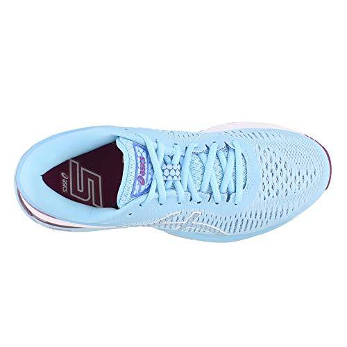 ASICS Gel-Kayano 25 Women's Shoe, Skylight/Illusion Blue, 5 B US by ASICS (Image #5)