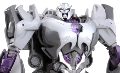 AM-05 Transformer Prime Megatron (PVC Figure) Takaratomy [JAPAN]