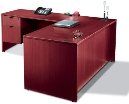 Offices to Go SL6630DS 66 inch L Shaped Desk