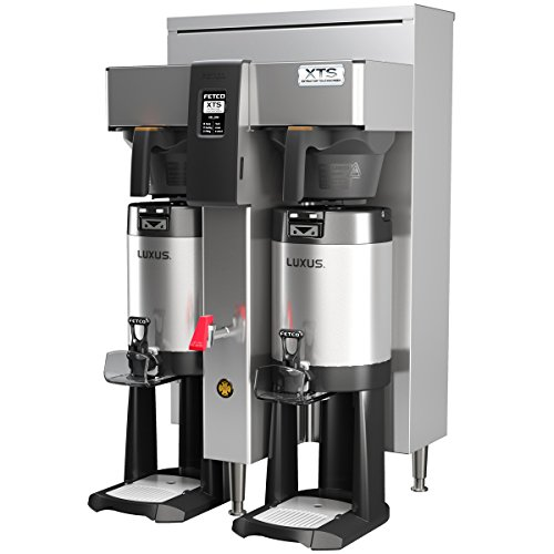 Fetco CBS 2142 XTS Coffee Brewer Twin 1 Gallo