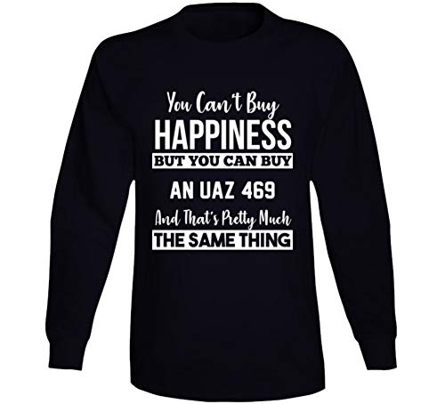yeoldeshirtshop You Can't Buy Happiness Uaz 469 Car for sale  Delivered anywhere in USA