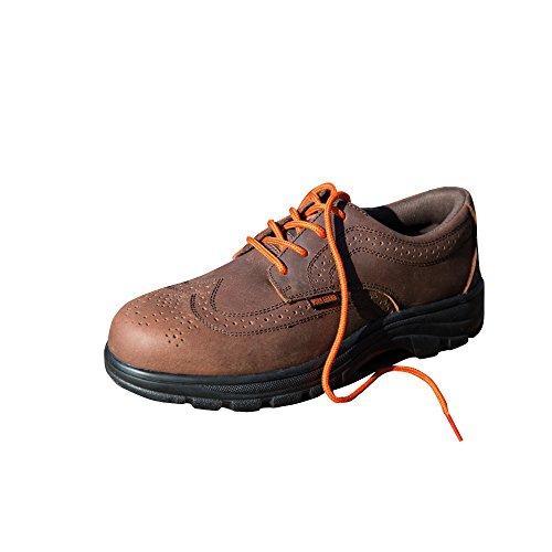 de Marron en Chaussures de gestionnaire P de Oxford acier Résultat Richelieu S1 sécurité 7AwdnOdq