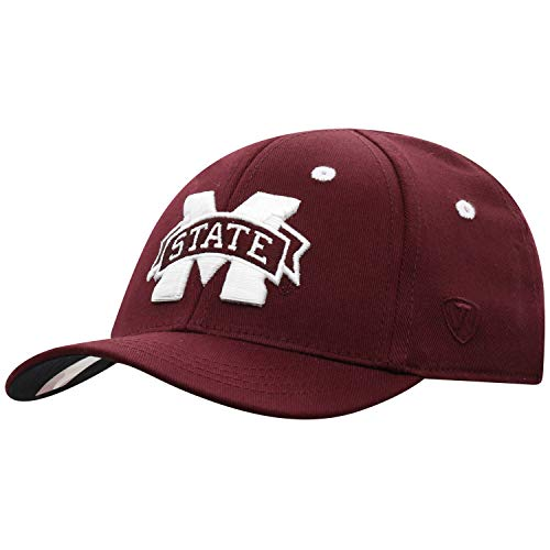 Mississippi State Bulldogs Infant One-Fit Hat