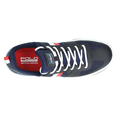 POLO RALPH LAUREN COURT200-SK-ATH Sneakers Hombre Navy 44