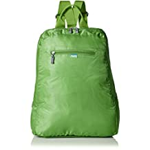 Baggallini Fold Out Backpack, Lime, One Size
