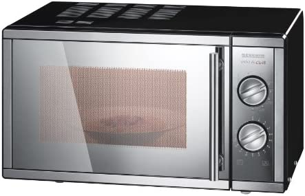 Severin MW 7845 - Microondas con gril (900 vatios, grill: 1000 ...