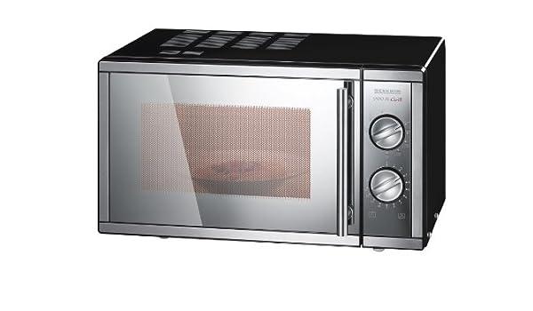 Severin MW 7845 - Microondas con gril (900 vatios, grill ...