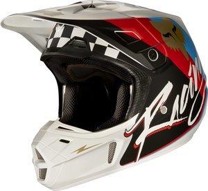Fox V2 Helmet - 6