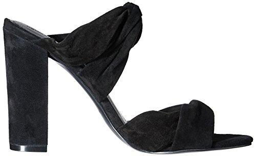 Kkdemy Kylie Black amp; Kendall Slide Sandal Women's wxfnq1