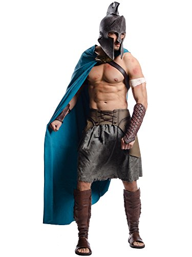 Rubie's 300: Rise Of An Empire Deluxe Adult Themistocles, Multi-Colored, Standard