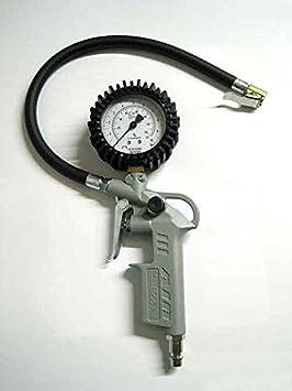 Pistola inflado homologada CE con manómetro - ABAC 8973005883