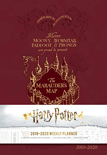 (Harry Potter 2019-2020 Weekly Planner)